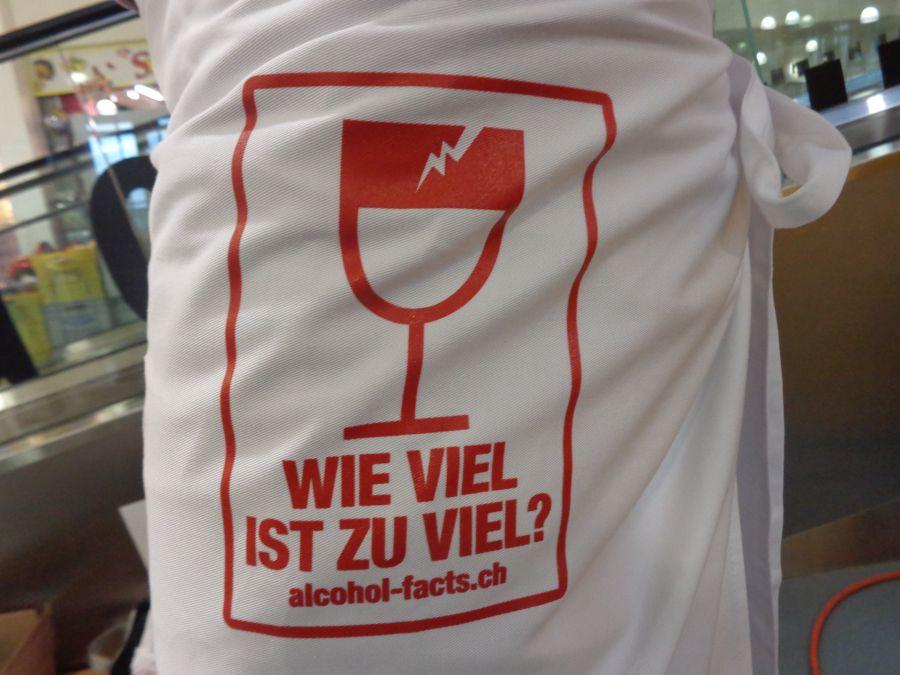 Dialogwoche 2015 - Alcohol Facts